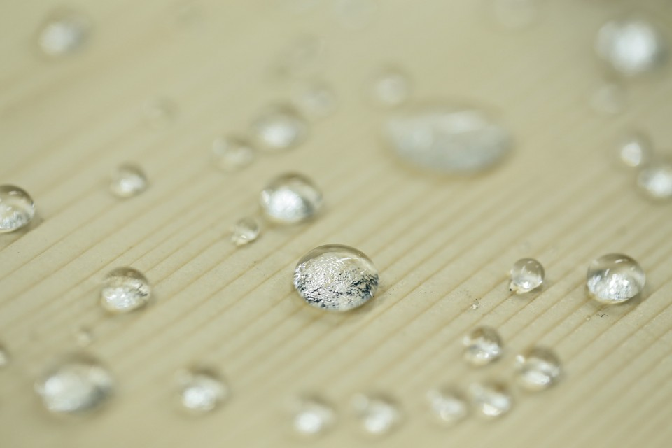 Kleurloze nano coating